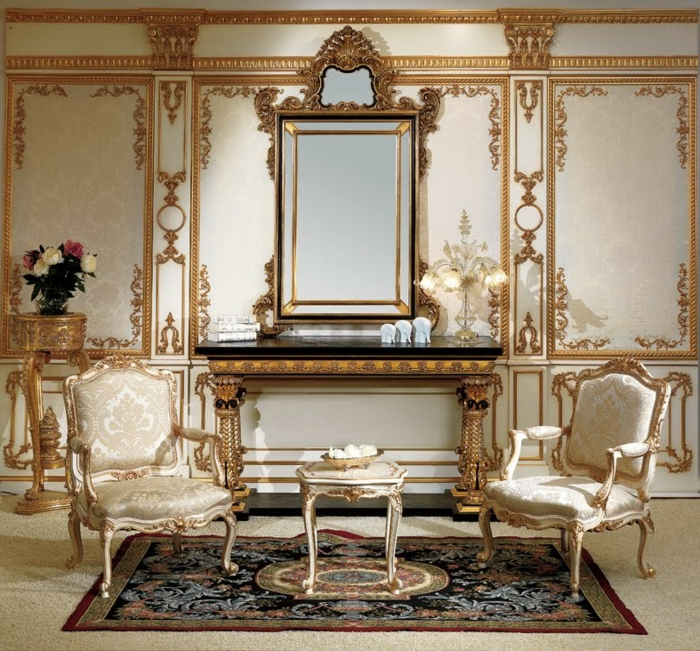 1001 Designs Sublimes Pour Une Dco Baroque