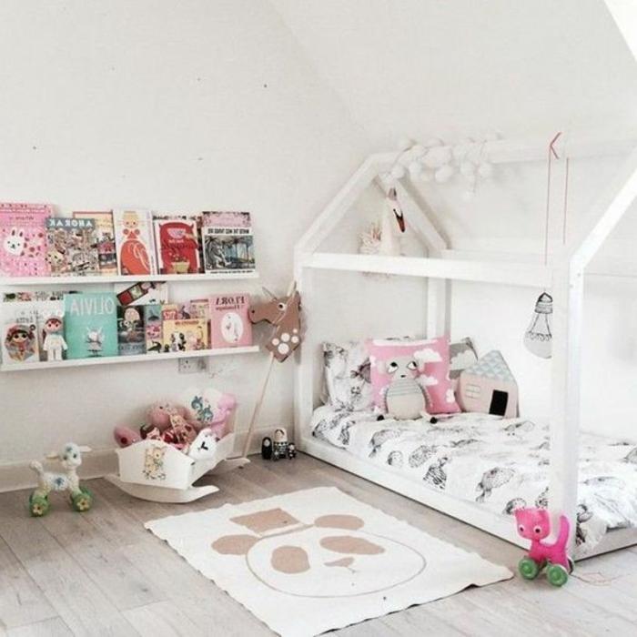 1001 ides pour amnager une chambre Montessori