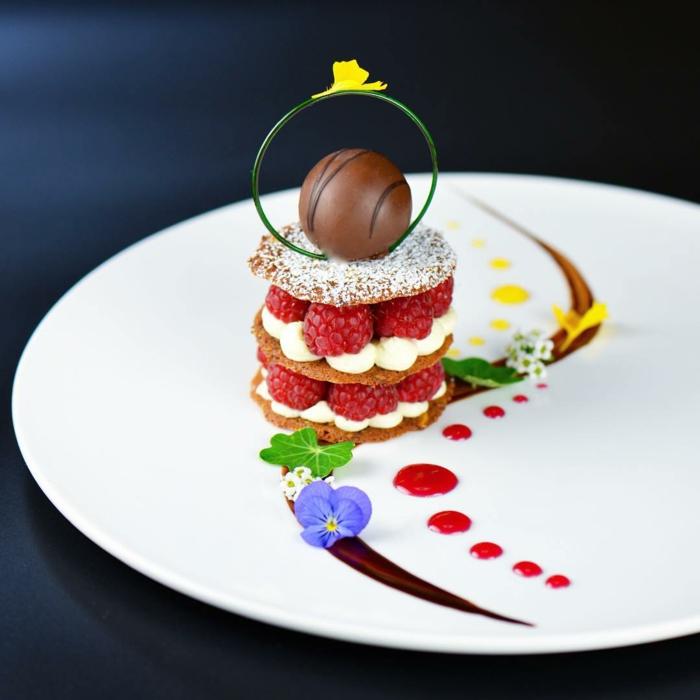 1001 Idées Comment Présenter Un Assiette Dessert Individuel