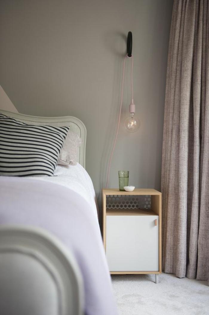1001  ides pour une lampe de chevet suspendue dans la chambre  coucher