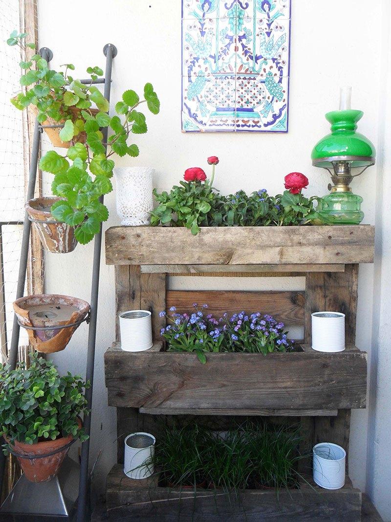 1001  tutoriels et ides pour fabriquer une jardinire en