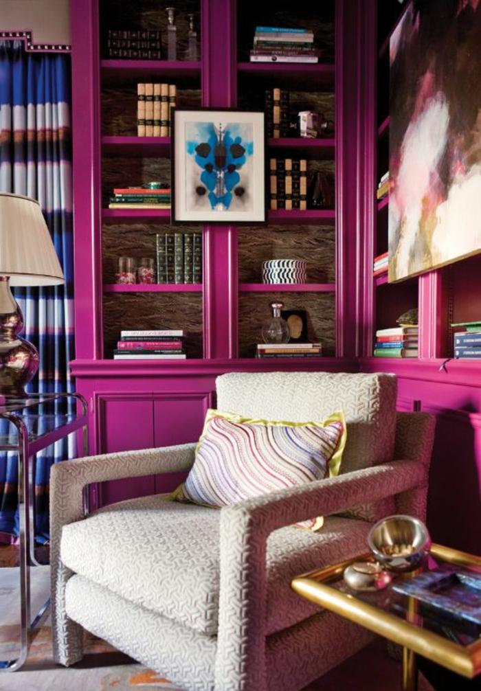 1001  ides comment combiner la couleur aubergine