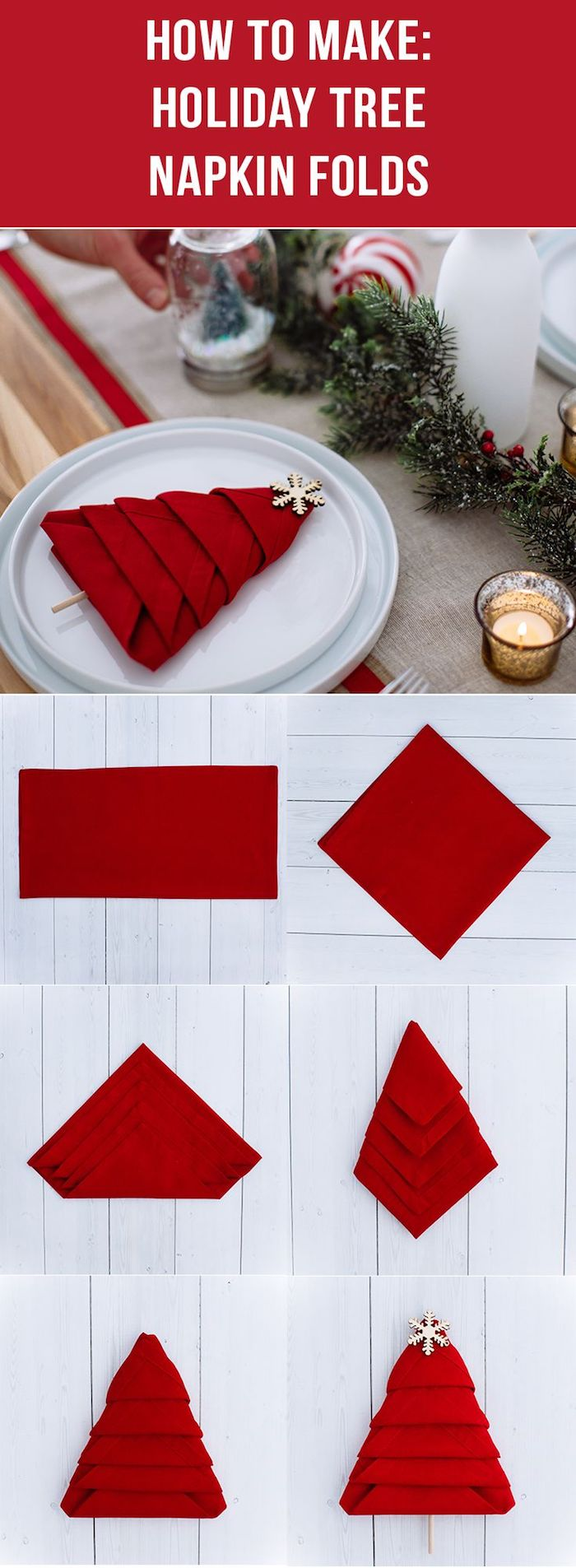pliage de serviette en papier ou en tissu