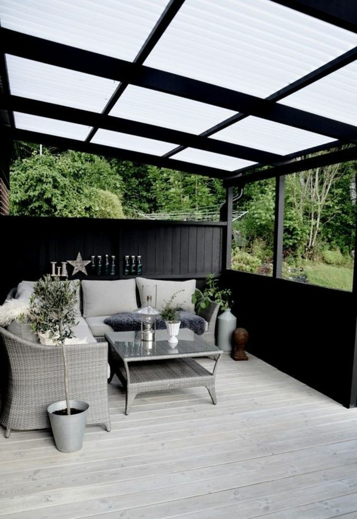 1001 Ides pour votre terrasse couverte les ralisations astucieuses