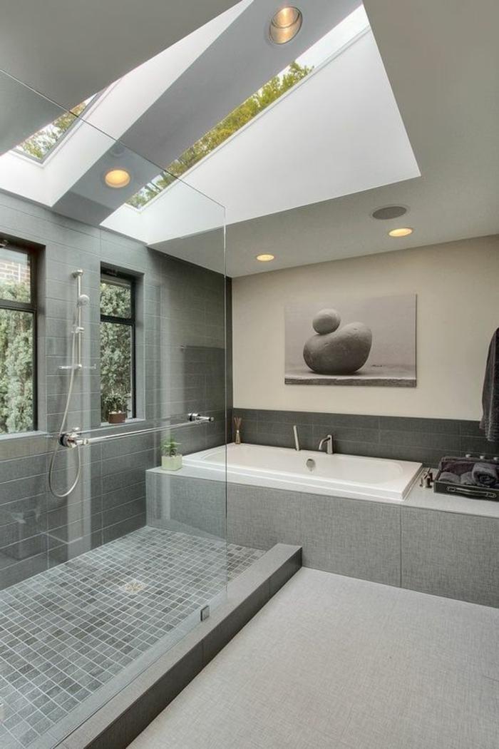 1001  ides pour crer une salle de bain nature