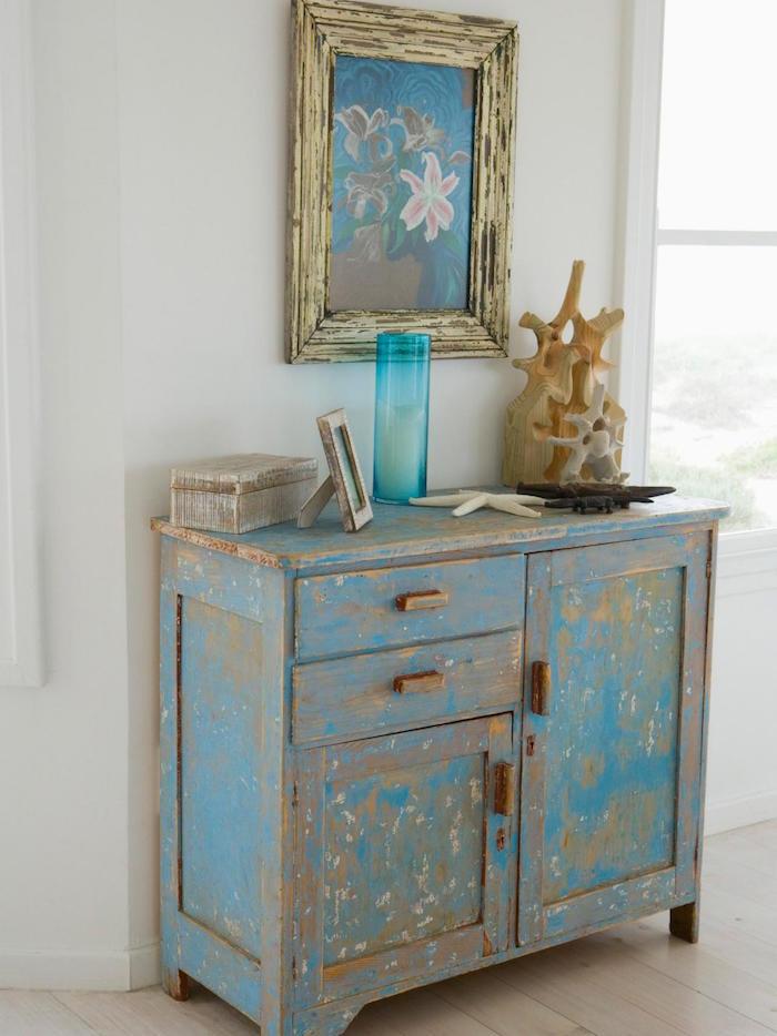 meubles peints relooking