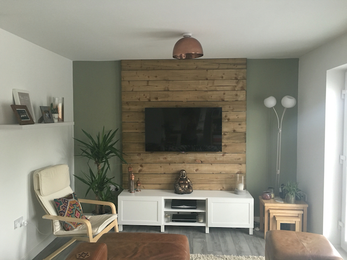 Deco Mur Tv Trendy Deco Mur Tv With Deco Mur Tv Great