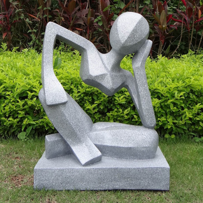 1001 ides  Sculpture Contemporaine  Lart  deux mains