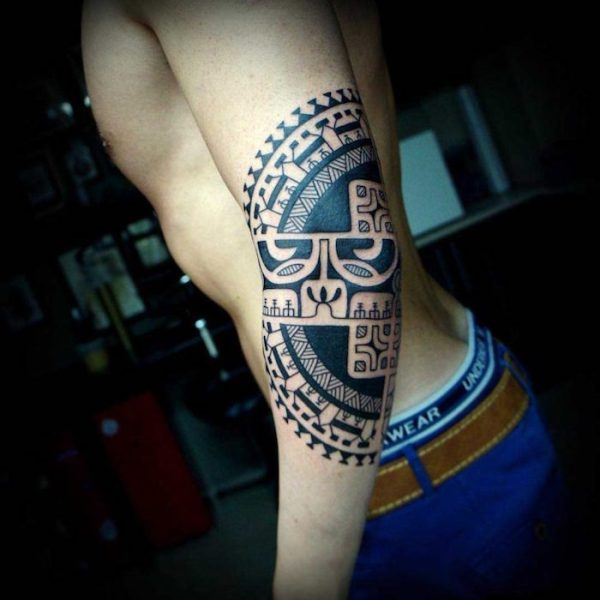 20 Elbow Tricep Tattoo Ideas And Designs