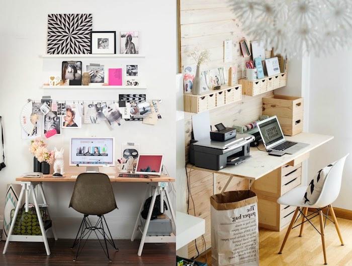 comment decorer son bureau au travail ou a domicile inspiration et conseils en 73 photos