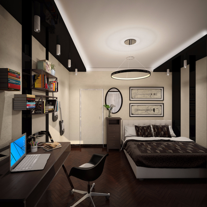 Decoration Chambre Garcon Foot