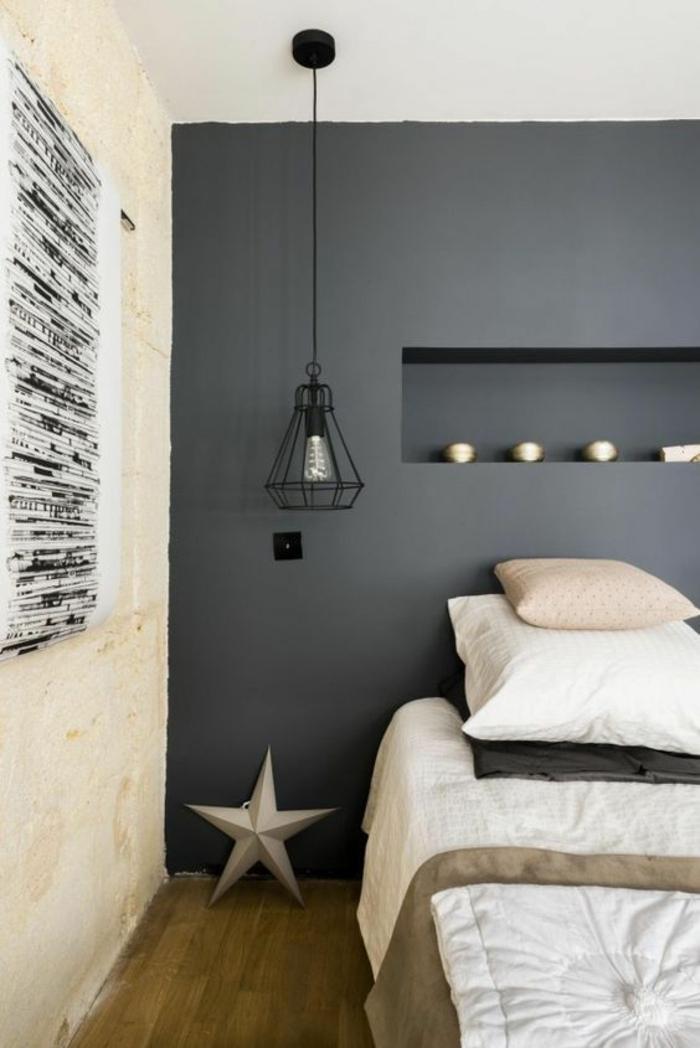 1001 Ides pour une dcoration chambre adulte  comment structurer son espace