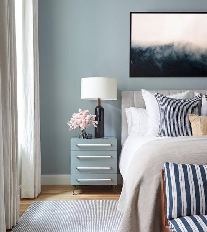 Chambre Bleu Et Noirchambre Celio