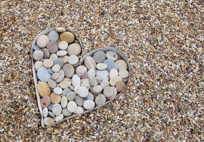 Modeles Jardins Avec Galets Cheap Plantes Grasses Crer Une Fontaine Zen Avec Galets Et Plantes