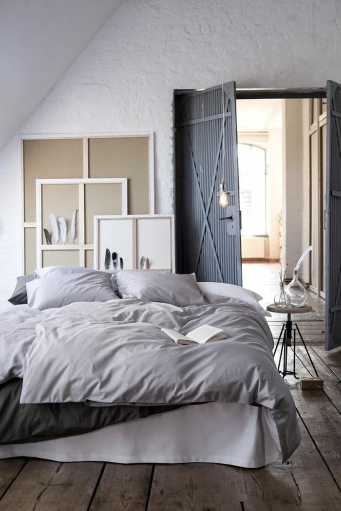 1001 Ides pour amnager ses espaces en couleur bleu gris  les solutions  grand effet