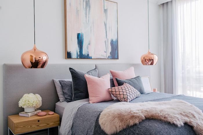 couleur chambre adulte 88 idees qui vous aideront a faire le meilleur choix deco