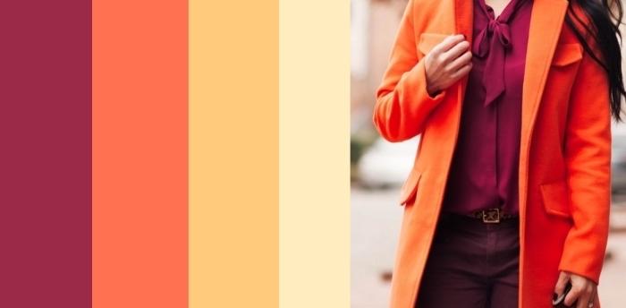 1001  secrets pour apprendre les couleurs qui vont ensemble pour shabiller