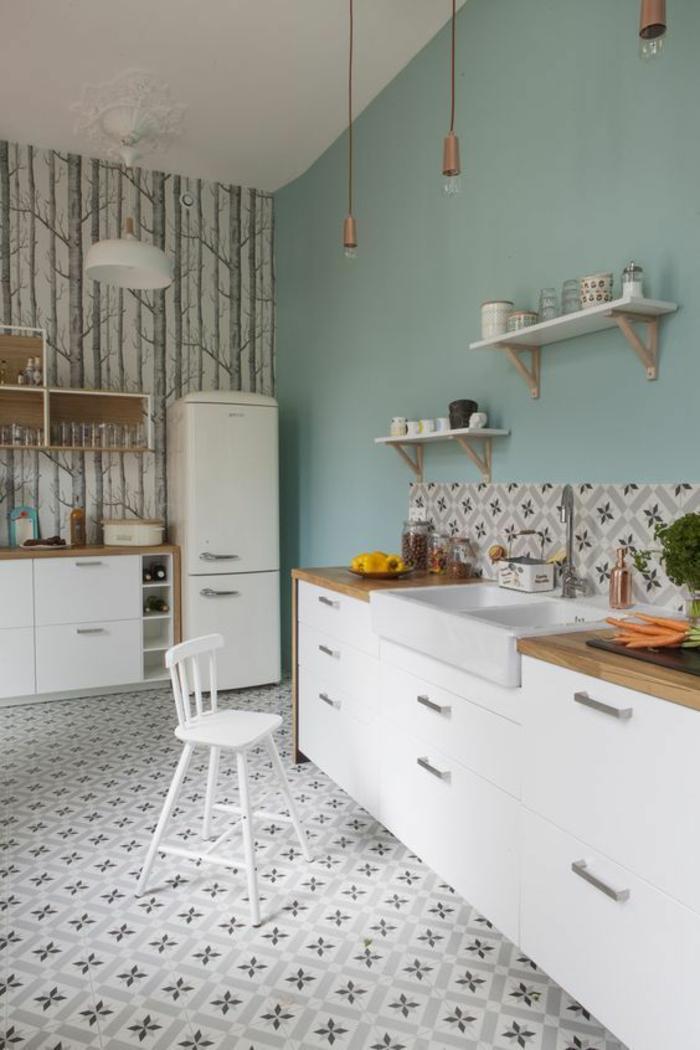 repeindre ses meubles de cuisine