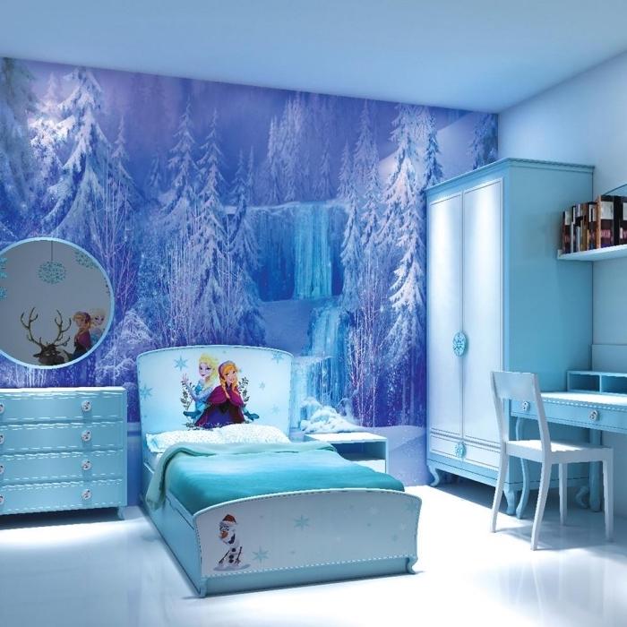 1001  astuces et conseils pour crer la chambre reine des neiges parfaite