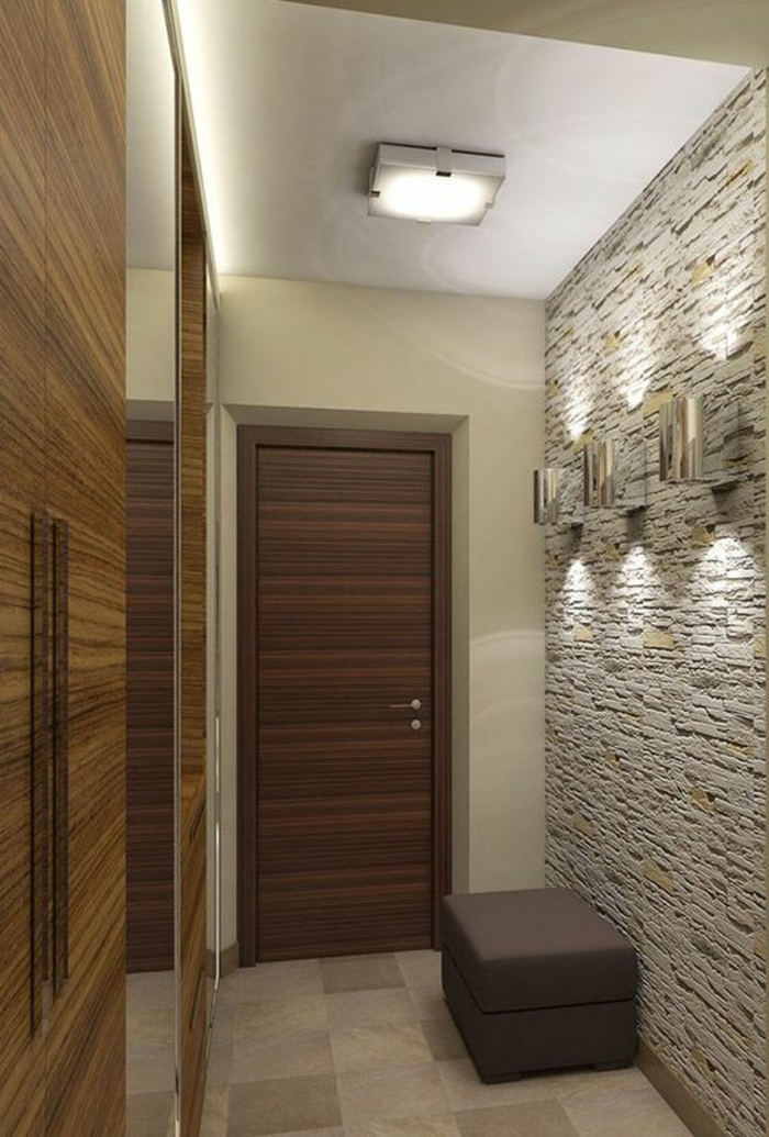 Deco Couloir Design Amazing Amnager Une Bibliothque With