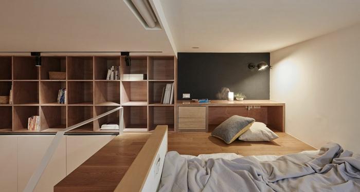 1001  jolies ides comment amnager votre chambre mezzanine