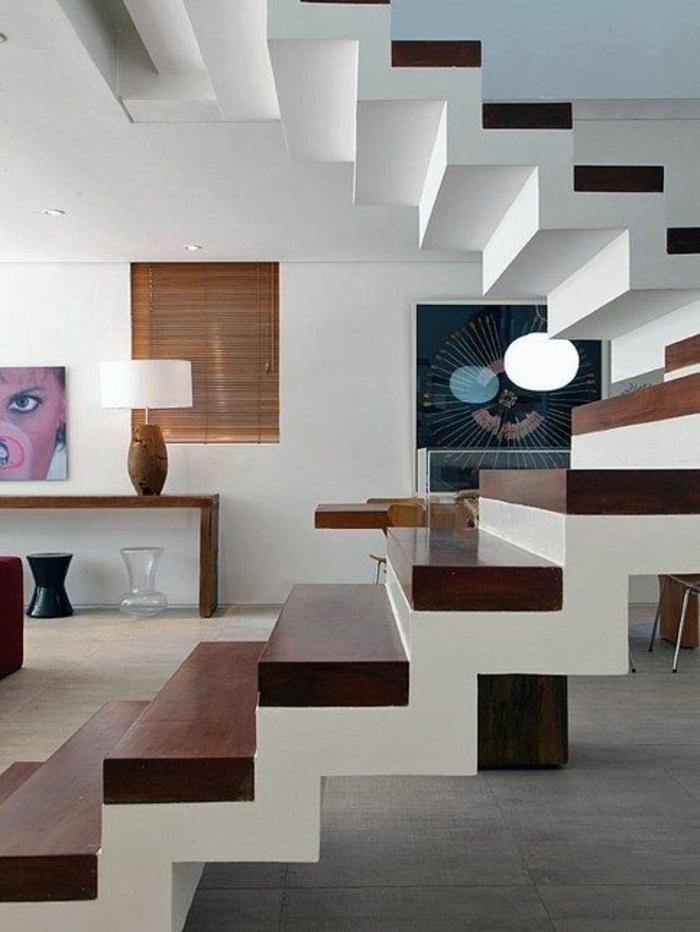 1001 Ides Pour Un Escalier Design Les Intrieurs