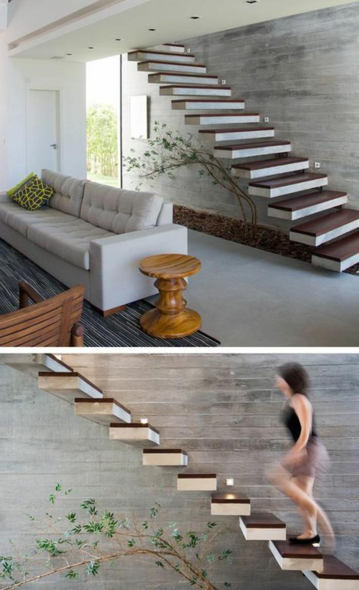1001 idees pour un escalier design