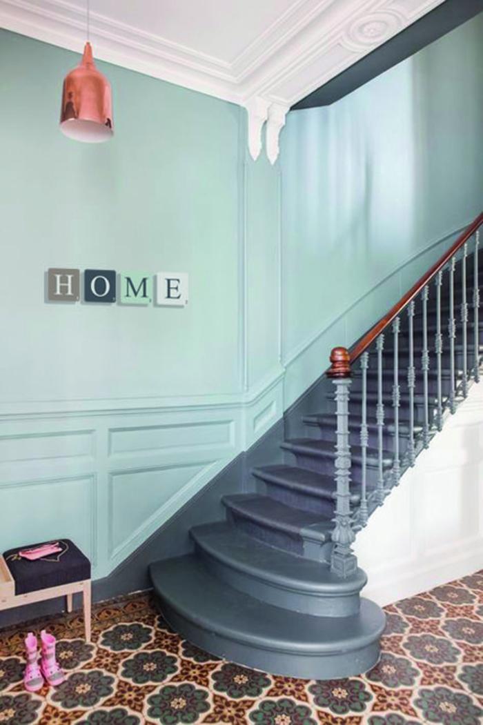 1001 Ides pour savoir quelle couleur pour un couloir  comment dcorer un couloir