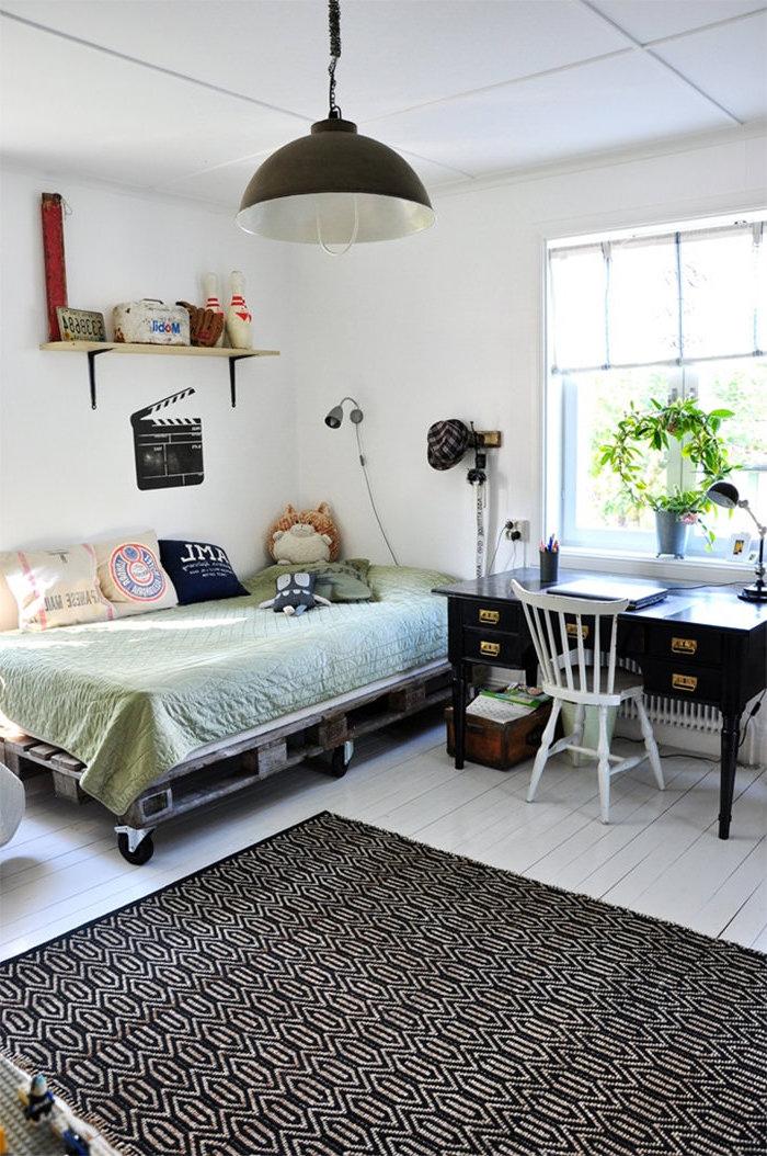 1001 ides cratives pour fabriquer des meubles en palette