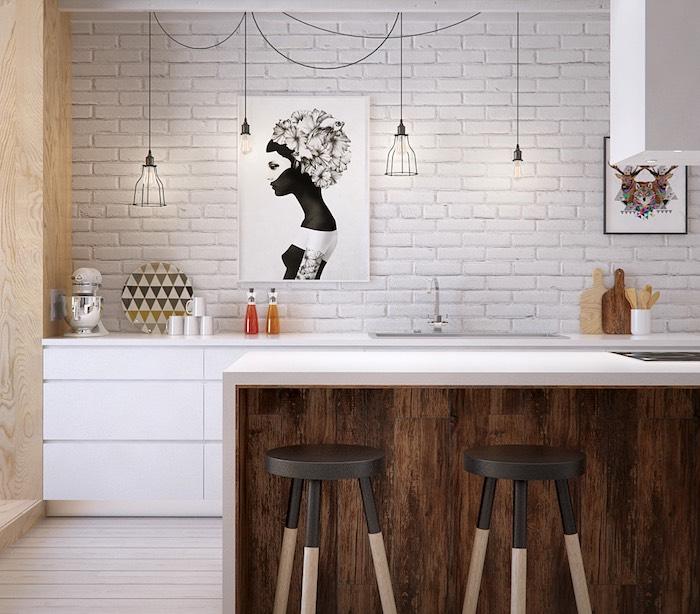 meuble bas de cuisine blanc