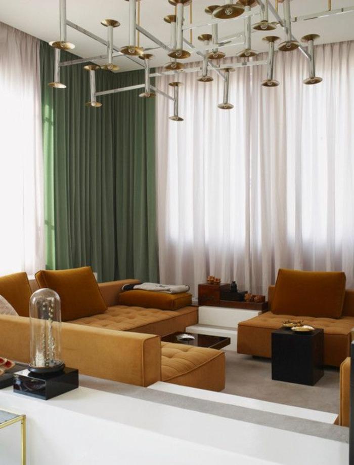 1001 Ides pour un salon moderne de luxe  comment rendre