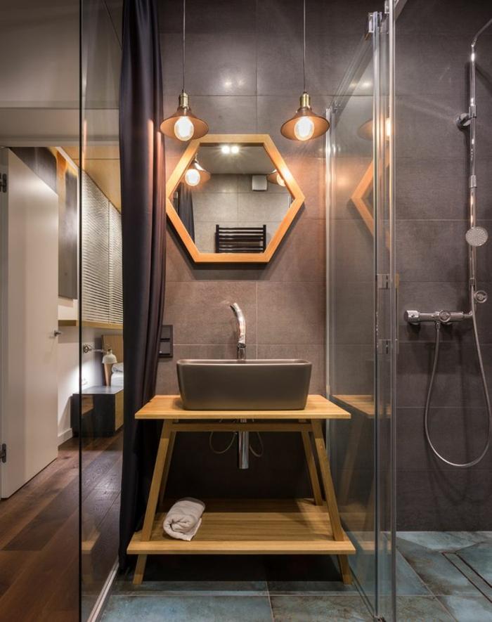 10 ides pour refaire une salle de bain  petit budjet