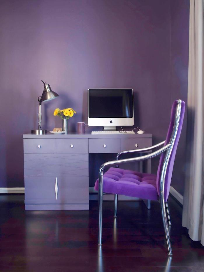 1001  ides  Couleur mauve  50 nuances de violet