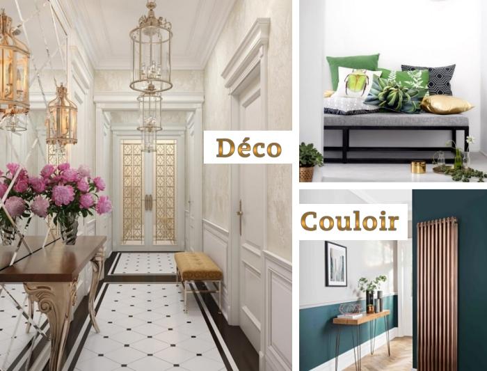Idee Couloir | 18 Idées Pour La Peinture Du Couloir (+photos ...