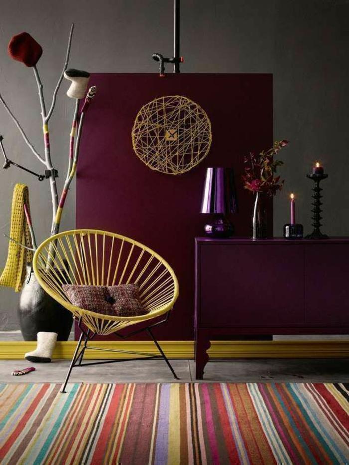 Lie De Vin Couleur : couleur, Idées, Comment, Adopter, Couleur, L'intérieur