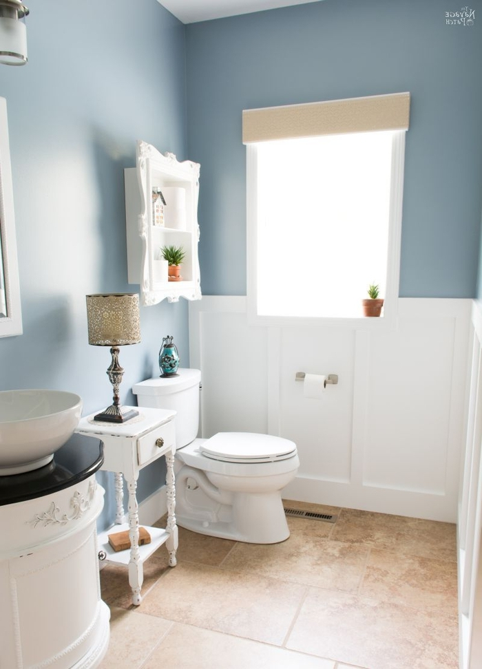 idee deco recup salle de bain. Black Bedroom Furniture Sets. Home Design Ideas