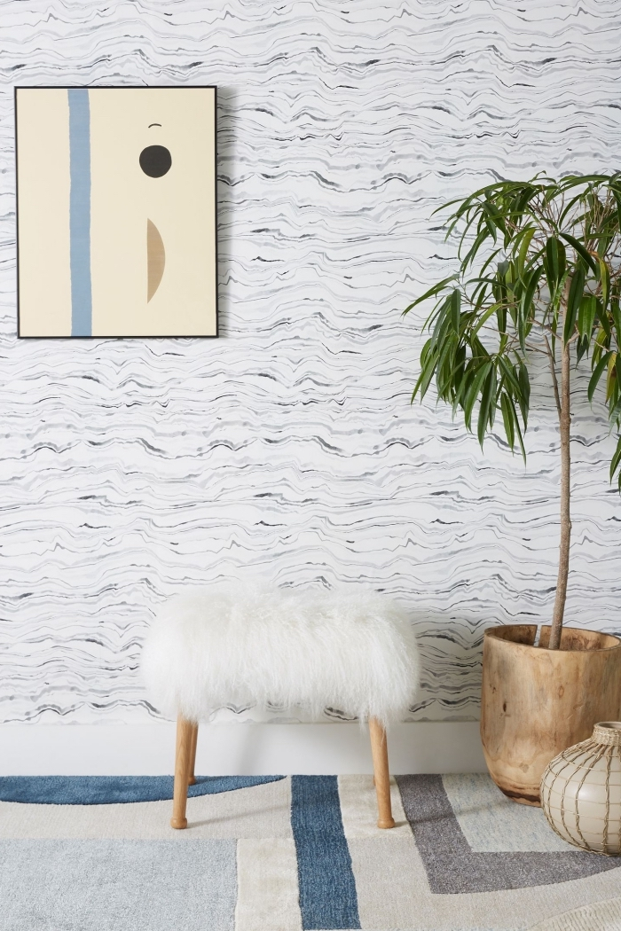 1001  modles de papier peint tendance phares