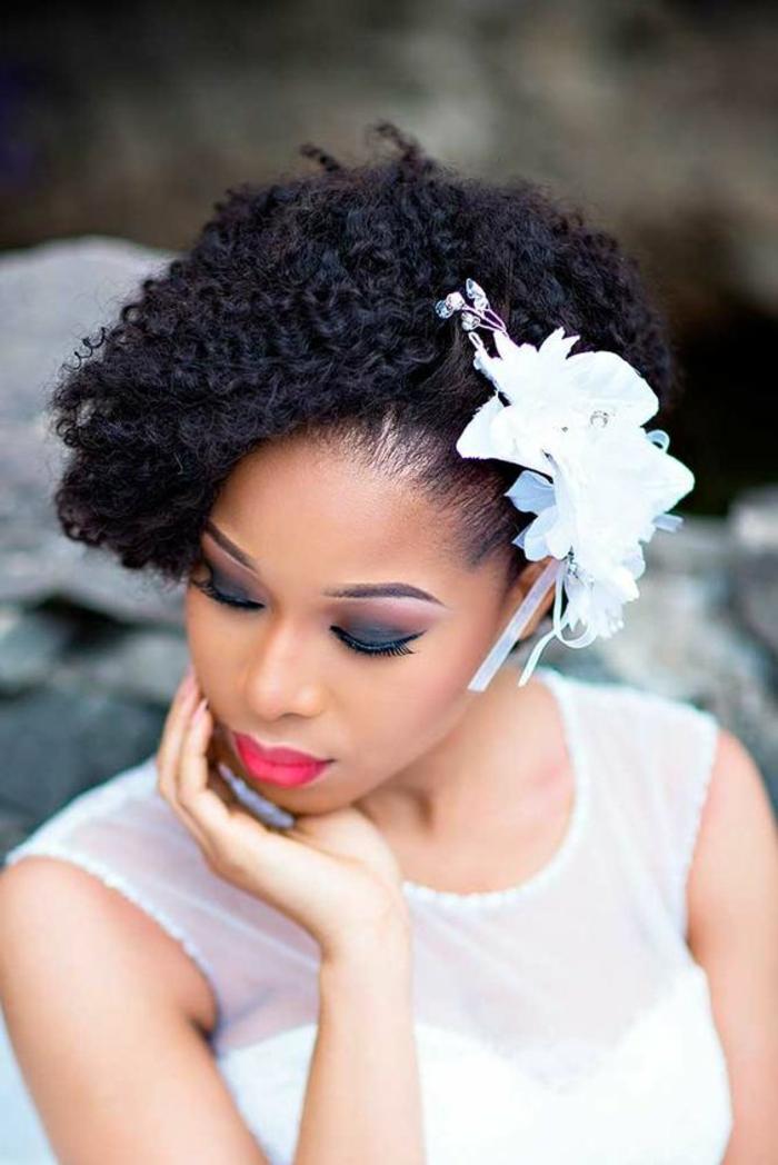 1001 Ides Pour Une Coiffure Mariage Cheveux Courts