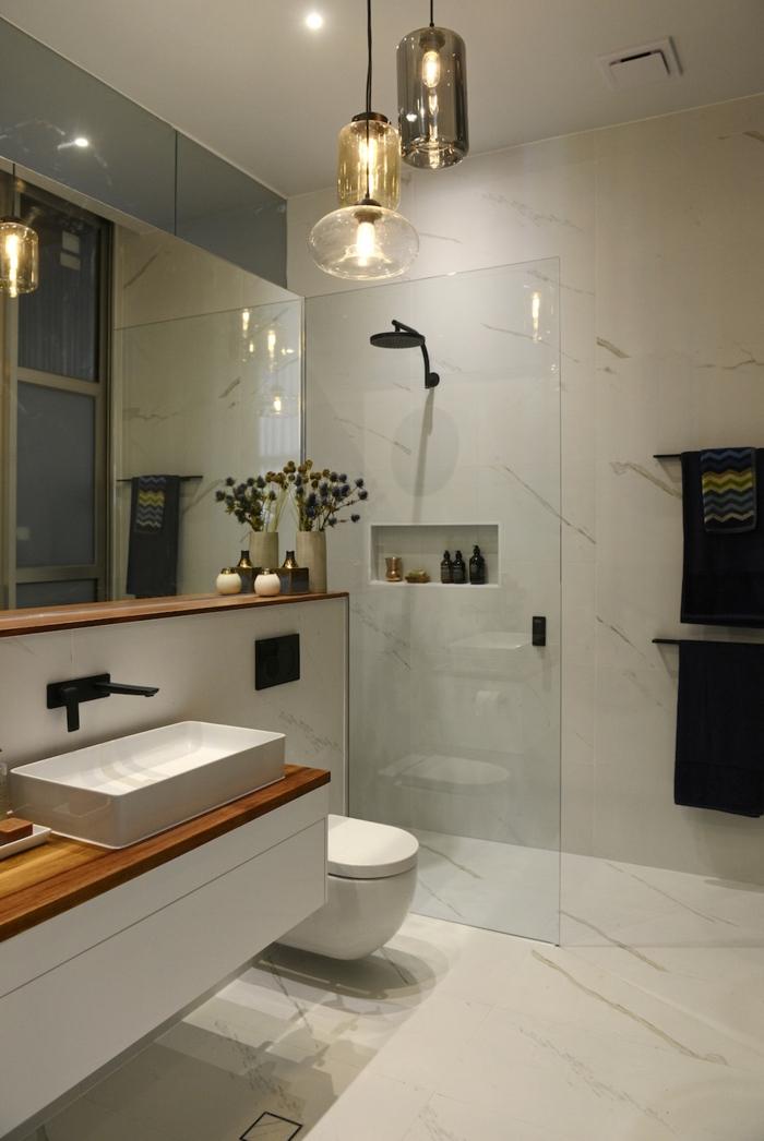 Exemple Salle De Bain Moderne