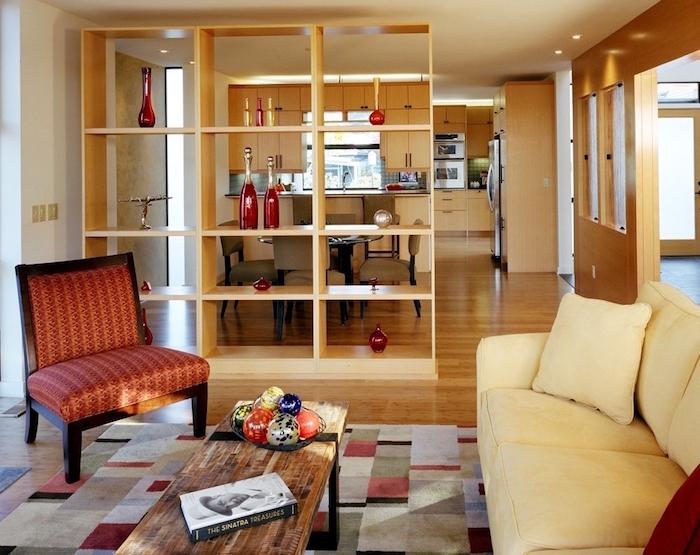 Separateur Salon Sejour - Décoration de maison idées de design d ...