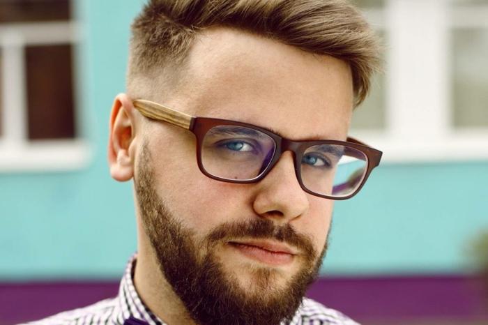 1001  Ides pour des lunettes de vue homme tendance  les modles hipster