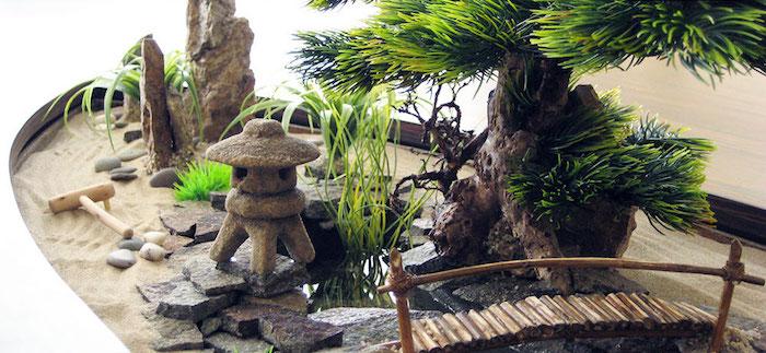 Decoration Mini Jardin Japonais