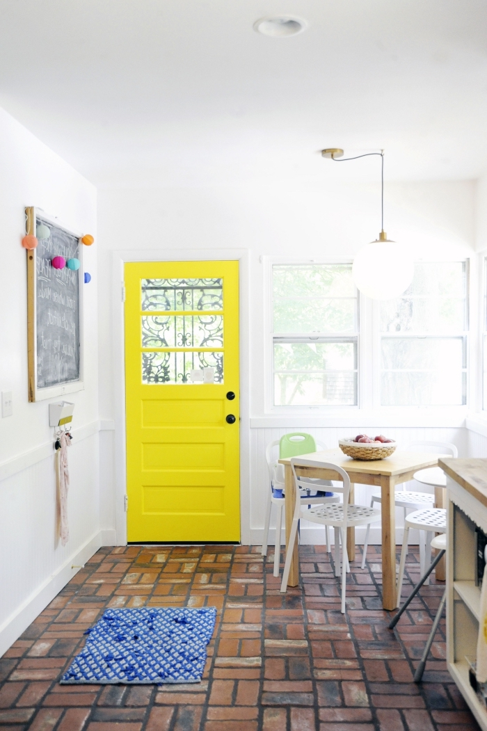 Comment peindre une porte dintrieur  astuces pratiques et plus de 100 ides inspirantes  OBSiGeN