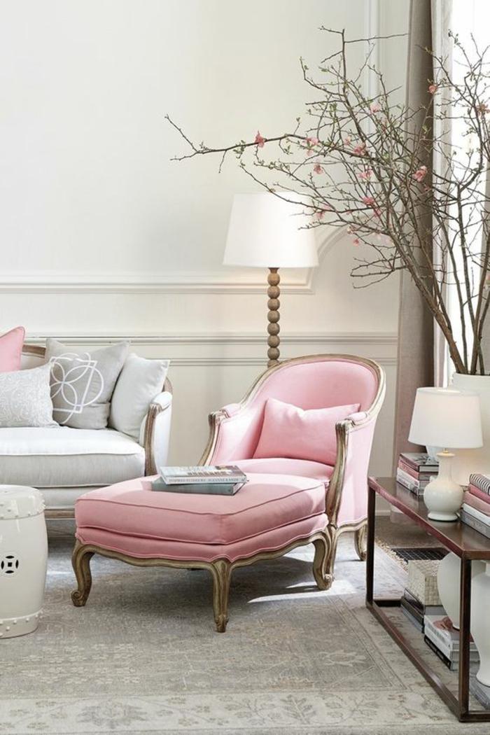 1001 Ides Pour Une Chambre Rose Poudr Les Intrieurs