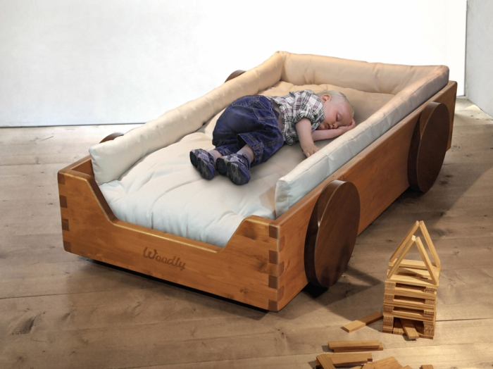 1001  Ides pour une chambre avec lit Montessori  ambiances