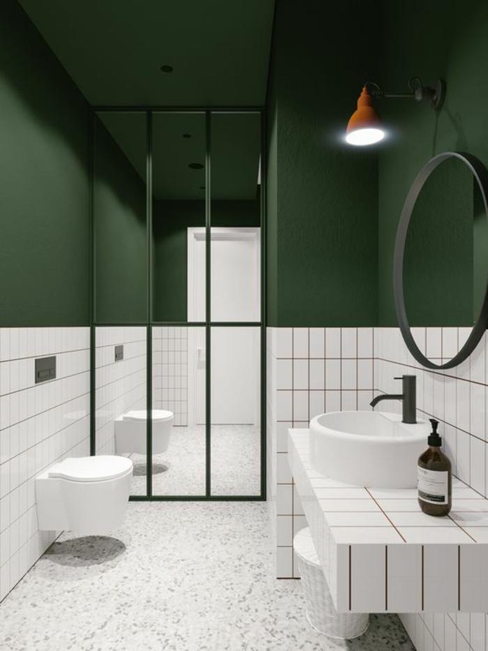 1001  Ides pour une salle de bain avec verrire