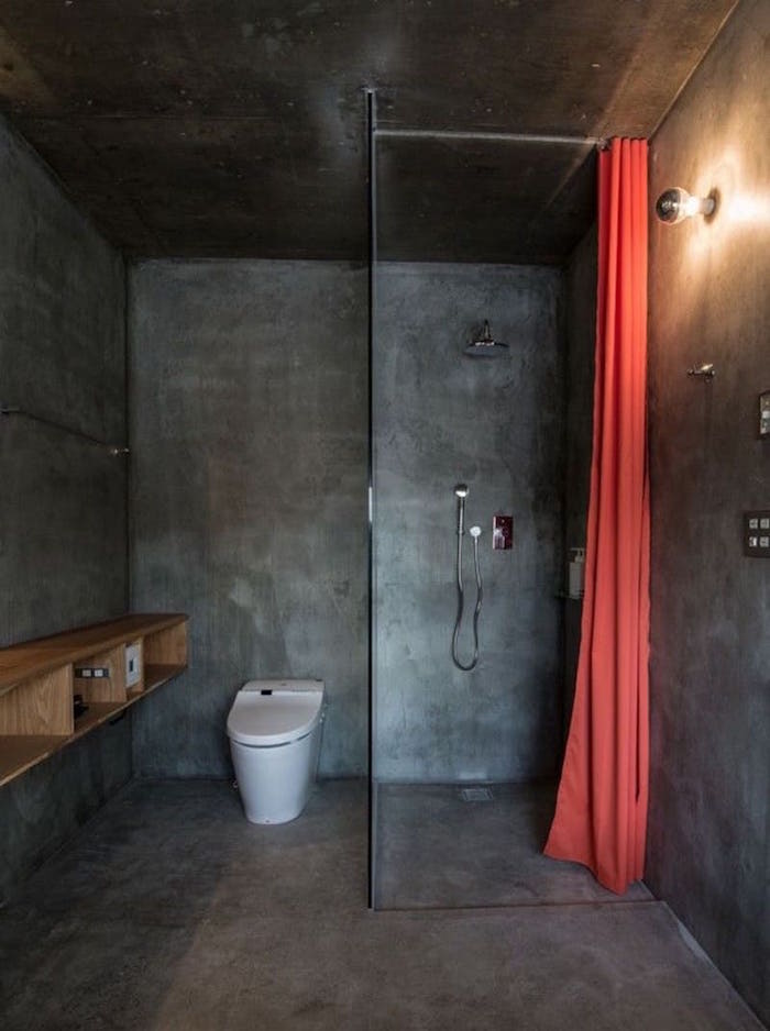Salle de bain sans carrelage  des alternatives possibles  OBSiGeN