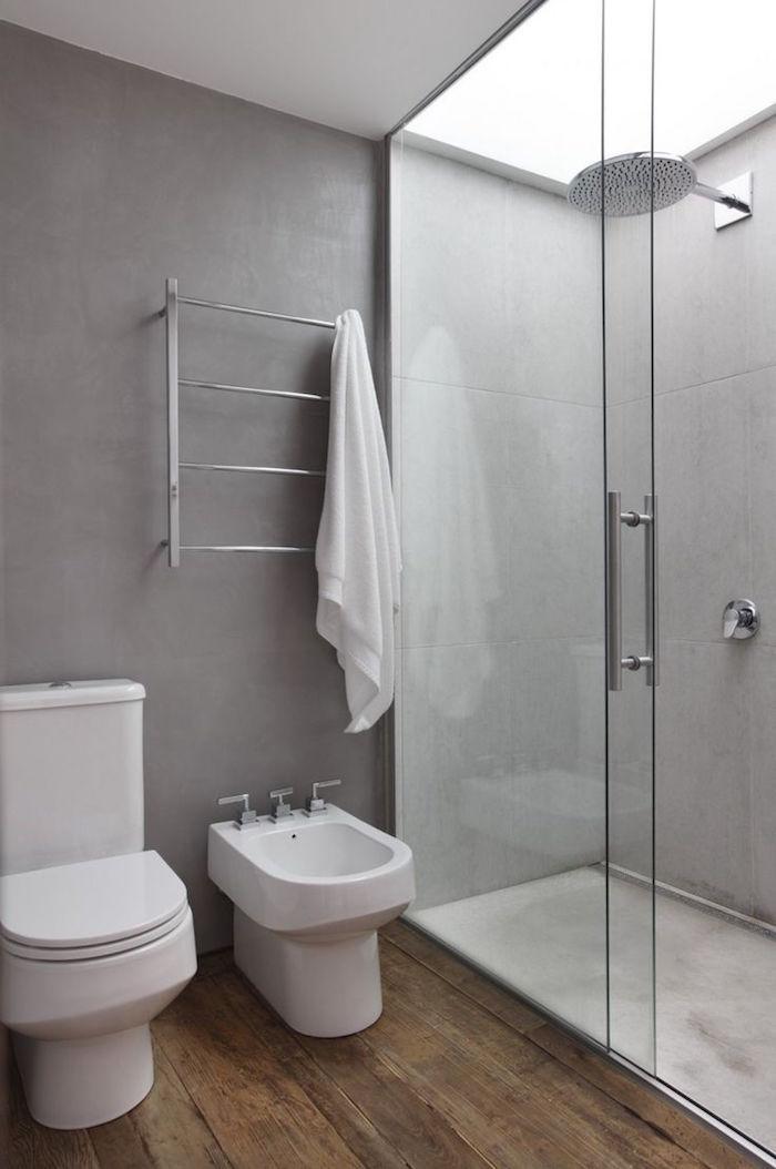 1001 Idees Salle De Bain Sans Carrelage Des Alternatives Possibles
