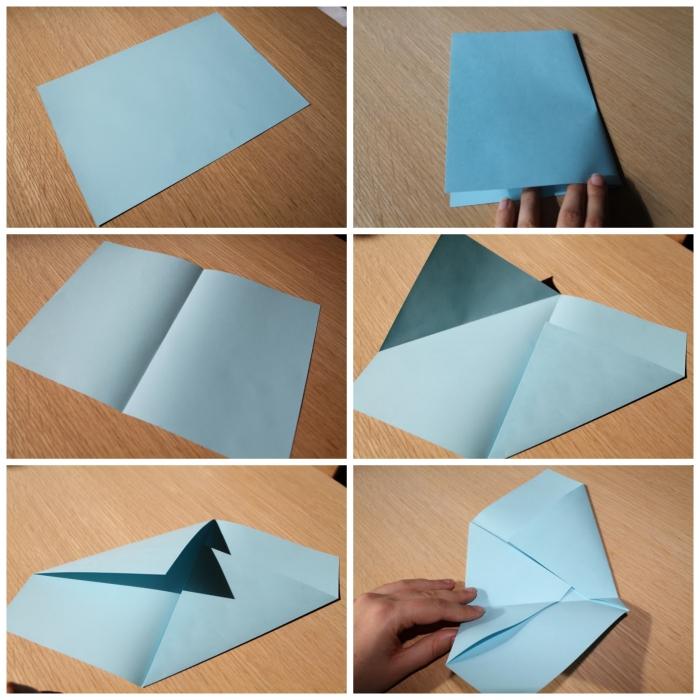 Pliage Serviette Papier Papillon