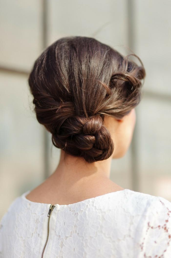 Coiffure Cheveux Court Invitée Mariage